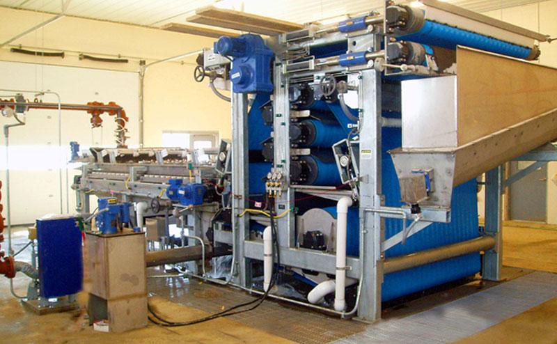 3DP Model Belt Press