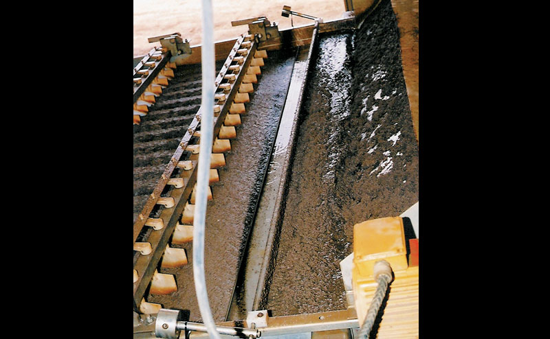 Sahara Model Belt Press