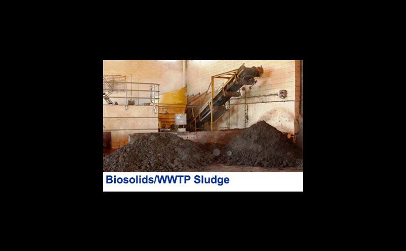 Biosolids WWTP Sludge